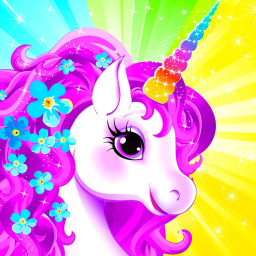 Unicorn Dress Up – Girls Games 2.3.3 APK MOD | Download Android