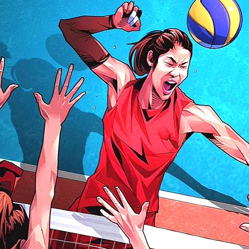 Volleyball Super League 1.1 APK MOD | Download Android