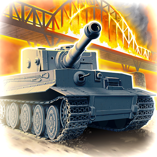 1944 Burning Bridges – a WW2 Strategy War Game 1.5.3 APK MOD | Download Android