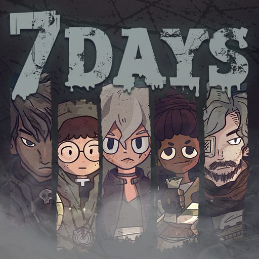 7Days: Offline Mystery Puzzle Interactive Novel  for Android APK MOD | Download Android