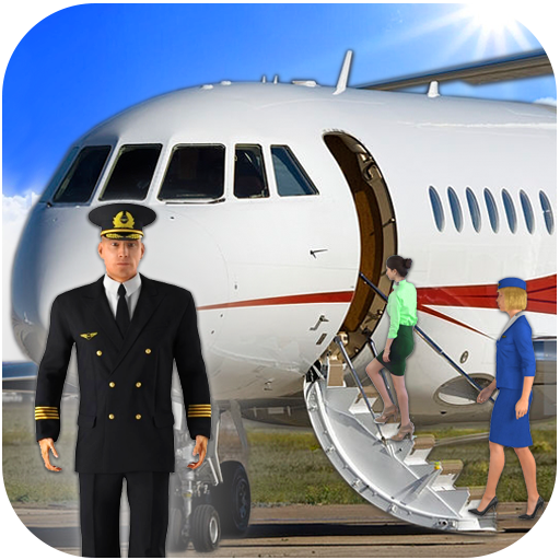 Airplane Real Flight Simulator 2020 : Plane Games 4.6 APK MOD | Download Android