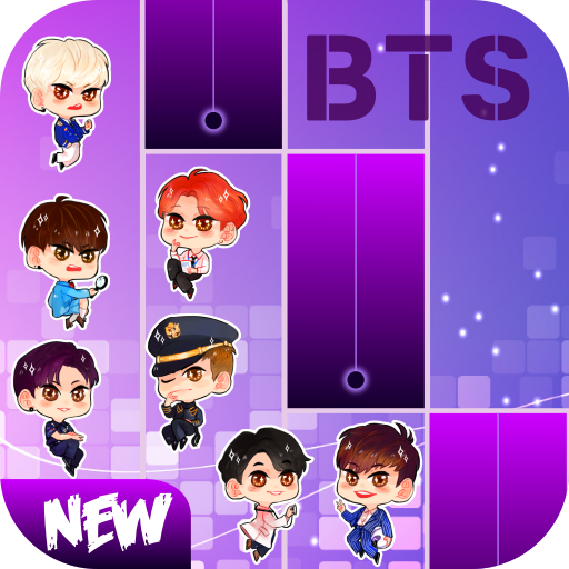 BTS Chibi Piano Tiles 2.3 APK MOD | Download Android