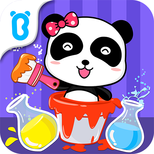 Baby Panda's Color Mixing Studio 8.48.00.01 APK MOD | Download Android