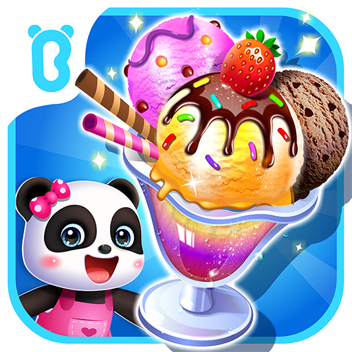 Baby Panda's Ice Cream Shop  8.53.00.02 APK MOD | Download Android