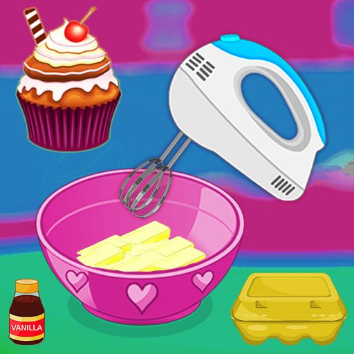 Baking Cupcakes – Cooking Game 7.1.64 APK MOD | Download Android