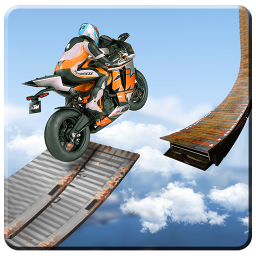 Bike Impossible Tracks Race: 3D Motorcycle Stunts  3.0.7 APK MOD | Download Android