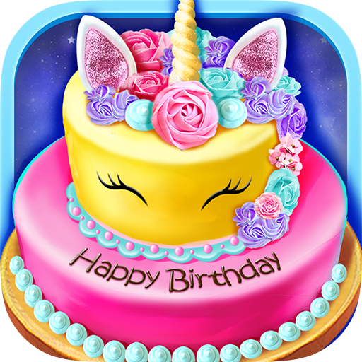 Birthday Cake Design Party – Bake, Decorate & Eat! 1.6 APK MOD | Download Android