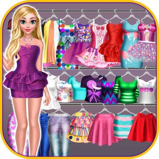 Candy Fashion Dress Up & Makeup Game 1.2-arm APK MOD   Download Android
