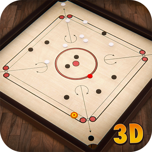 Carrom Multiplayer – 3D Carrom Board Games Offline 2.3 APK MOD   Download Android