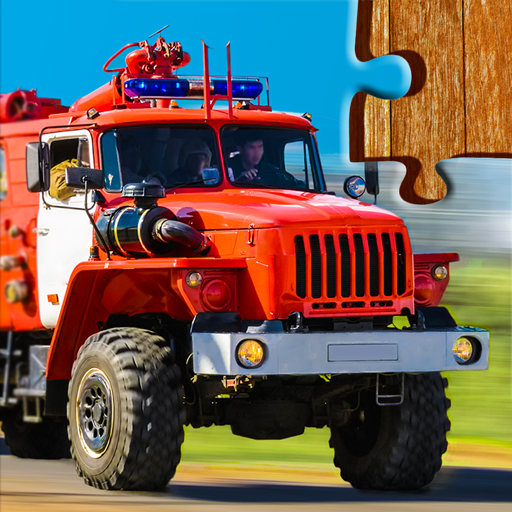 Cars, Trucks, & Trains Jigsaw Puzzles Game 🏎️ 25.4 APK MOD | Download Android