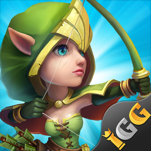 Castle Clash: Quyết Chiến-Gamota  1.5.43 APK MOD | Download Android
