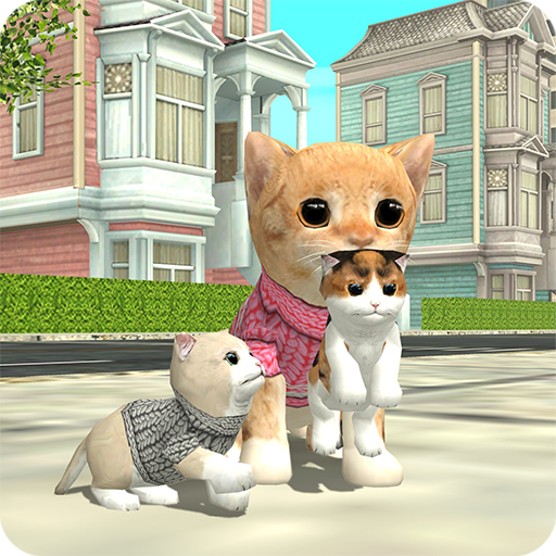 Cat Sim Online: Play with Cats 101 APK MOD | Download Android