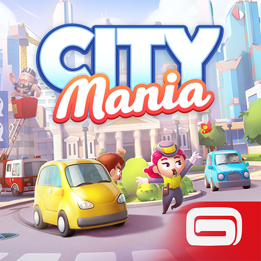 City Mania: Town Building Game 1.9.1a APK MOD   Download Android