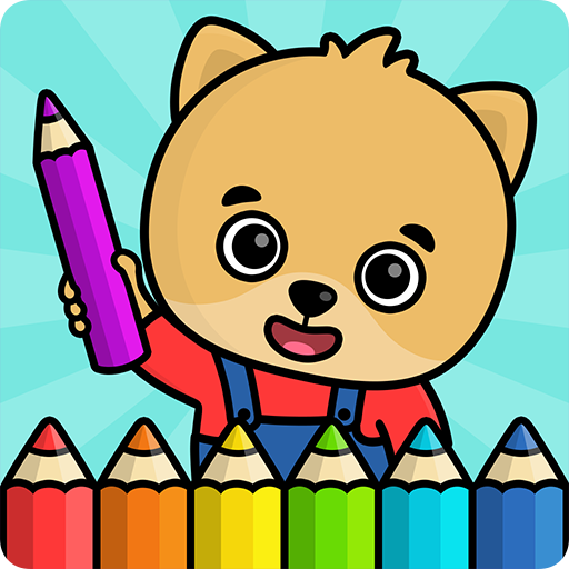 Coloring book for kids 1.102 APK MOD | Download Android