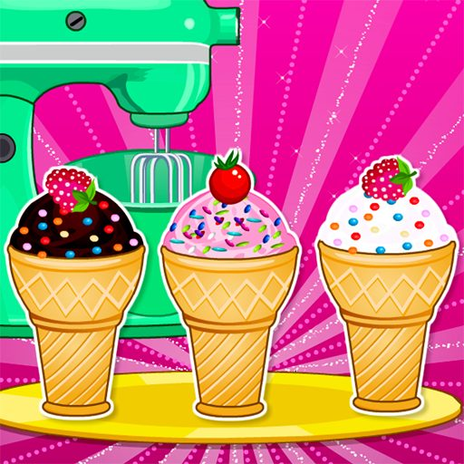 Cooking Ice Cream Cone Cupcake  APK MOD | Download Android