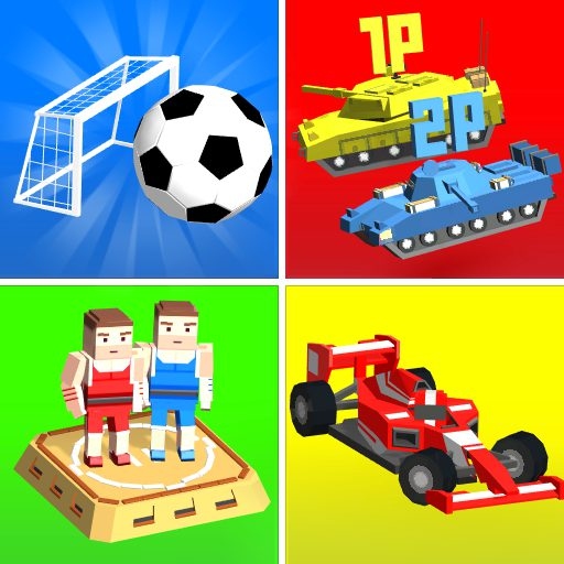 Cubic 2 3 4 Player Games 1.9.9.9 APK MOD   Download Android
