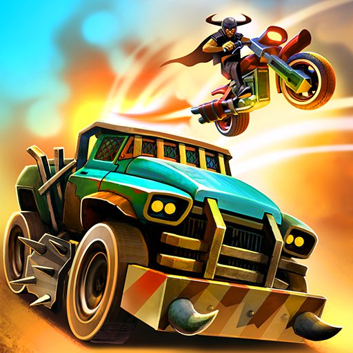 Dead Paradise: Race Shooter 1.7 APK MOD   Download Android