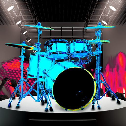 Drum Hero (rock music game, tiles style) 2.4.1   APK MOD | Download Android