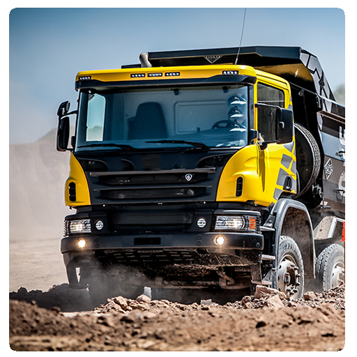 Euro Truck Simulator Offroad Cargo Transport 8.0 APK MOD | Download Android