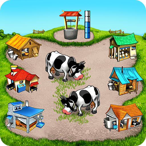 Farm Frenzy Free Time management games offline 🌻  1.3.8 APK MOD | Download Android