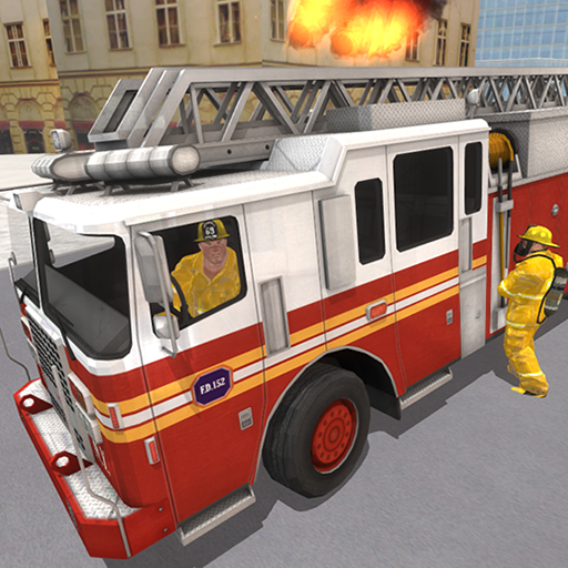 Fire Truck Driving Simulator 1.30 APK MOD | Download Android