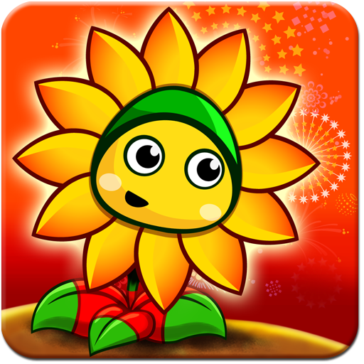 Flower Zombie War 1.1.7 APK MOD | Download Android