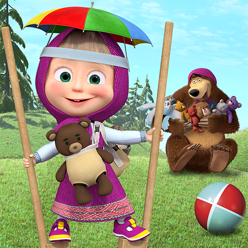 Free games: Masha and the Bear 1.4.6 APK MOD | Download Android
