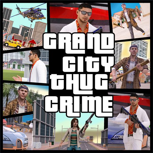 Grand City Thug Crime Gangster 2.18 APK MOD | Download Android