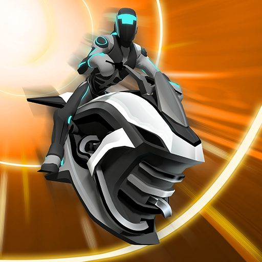 Gravity Rider: Extreme Balance Space Bike Racing 1.18.4 APK MOD | Download Android