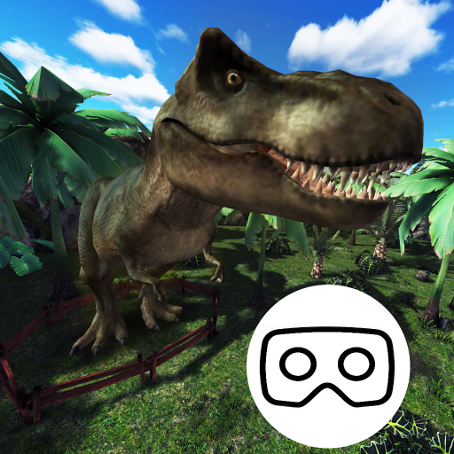 Jurassic VR Dinos for Cardboard Virtual Reality  2.1.1 APK MOD | Download Android