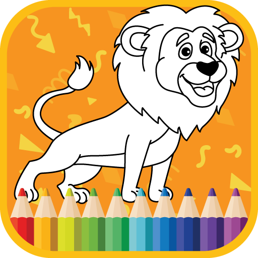 Kids Coloring Book : Cute Animals Coloring Pages 1.0.1.4 APK MOD | Download Android