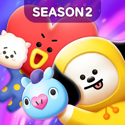 LINE HELLO BT21- Cute bubble-shooting puzzle game!  2.3.0 APK MOD | Download Android