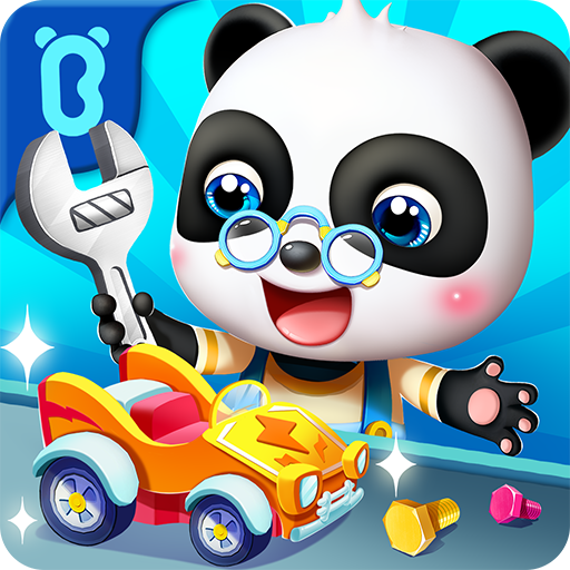Little Panda Toy Repair Master 8.43.00.10 APK MOD | Download Android