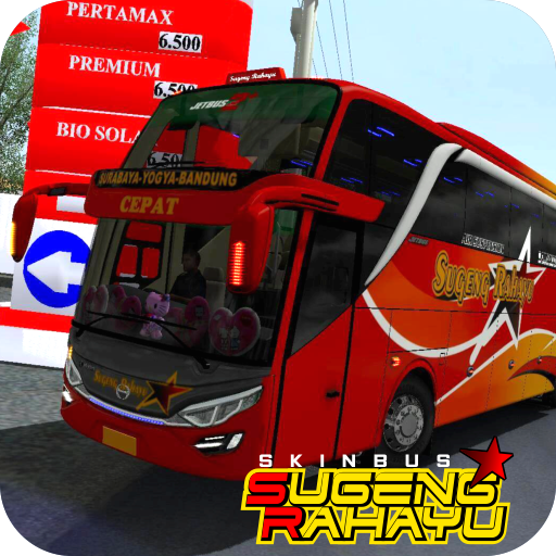 Livery Bussid Sugeng Rahayu  APK Pro | Premium APP Free Download