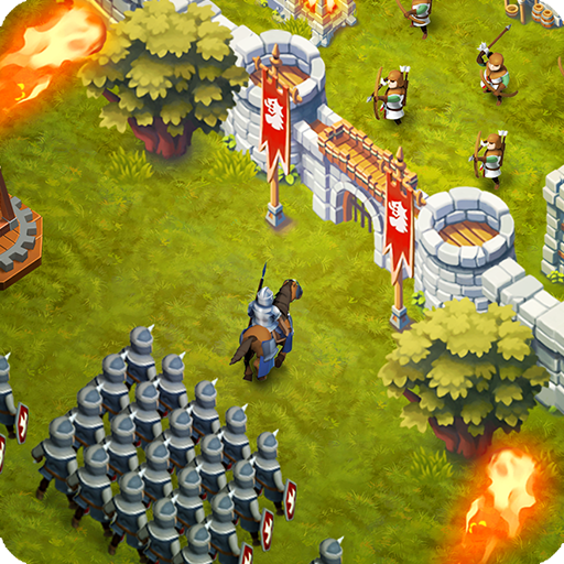 Lords & Castles 1.81 APK MOD   Download Android