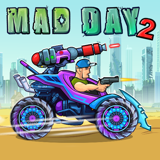 Mad Day 2: Shoot the Aliens 2.0 APK MOD | Download Android