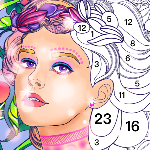 Magic Paint – Color by number & Pixel Art 0.9.23 APK MOD | Download Android