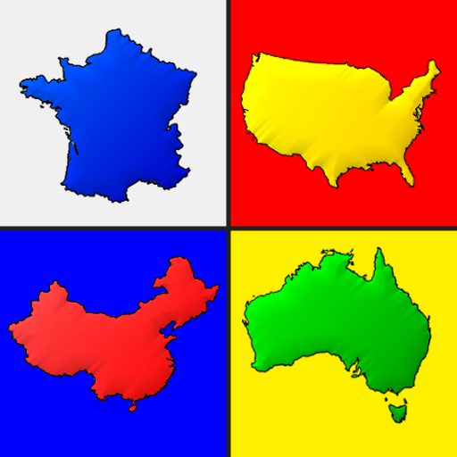 Maps of All Countries in the World: Geography Quiz  3.1.0 APK MOD | Download Android