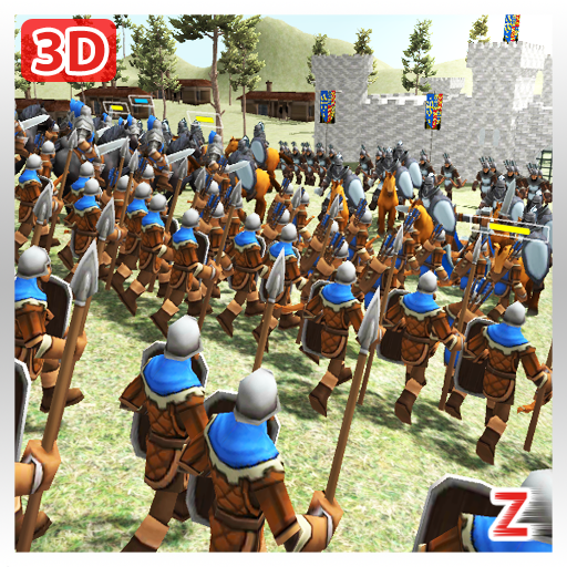 Medieval Wars: Hundred Years War 3D  2.1 APK MOD | Download Android