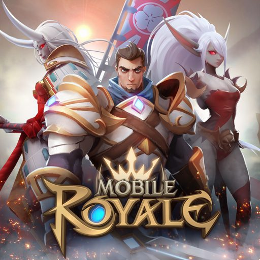 Mobile Royale MMORPG – Build a Strategy for Battle 1.19.2 APK MOD | Download Android