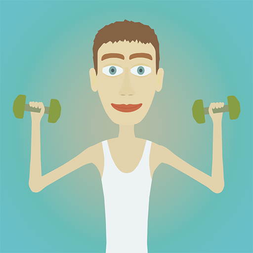 Muscle clicker: Gym game 1.4.5 APK MOD | Download Android