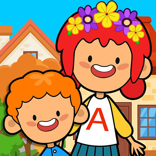 My Pretend Home amp; Family – Kids Play Town Games  3.7 APK Pro | Premium APP free download