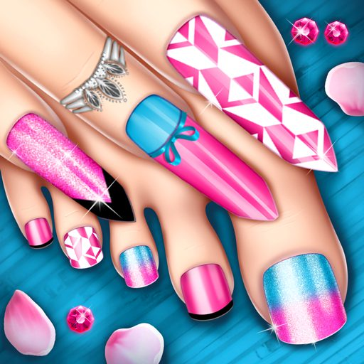 Nail Art Fashion Salon: Manicure and Pedicure Game 2.1.1 APK MOD | Download Android
