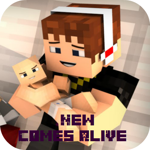 New Comes Alive  Mod for MCPE 4.1 APK MOD | Download Android
