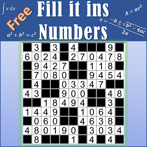 Number Fill in puzzles – Numerix, numeric puzzles 6.9 APK MOD   Download Android
