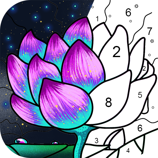 Paint By Number Coloring Book & Color by Number  2.64.2 APK Pro | Premium APP free download