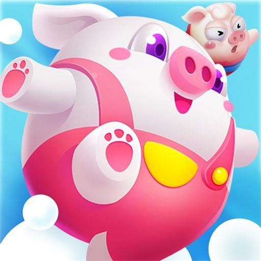 Piggy Boom Be the coin master  4.5.4 APK MOD | Download Android