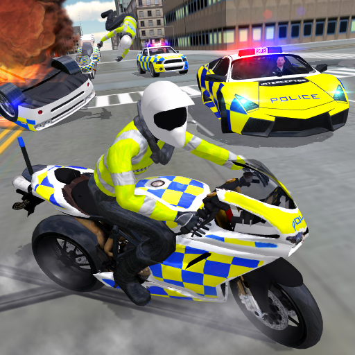 Police Car Driving – Motorbike Riding 1.09 APK MOD | Download Android