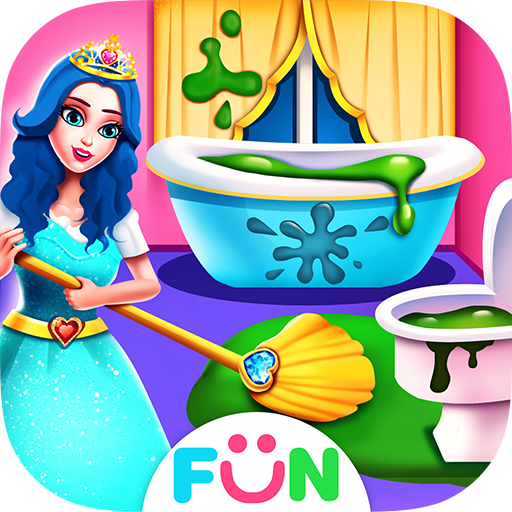 Princess Home Girls Cleaning – Home Clean up 1.8 APK Pro | Premium APP Free Download