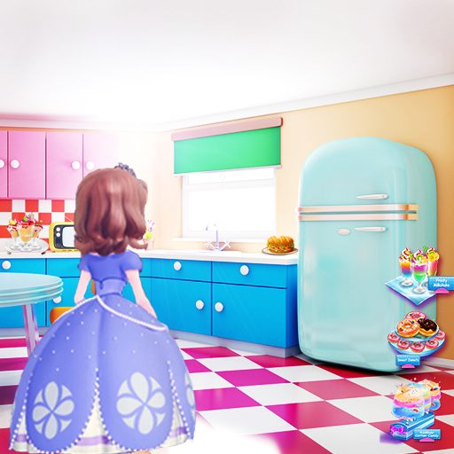 👩🍳 Princess sofia : Cooking Games for Girls  APK MOD   Download Android